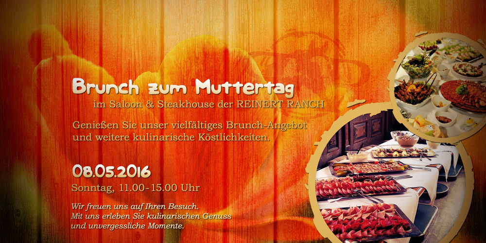 Muttertags-Brunch | 08.05.