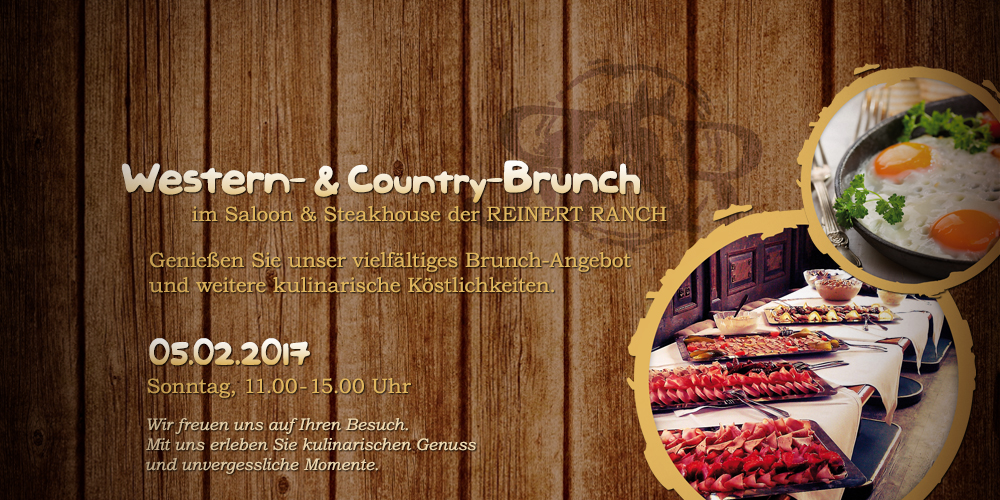Western- & Country-Brunch | 05.02.