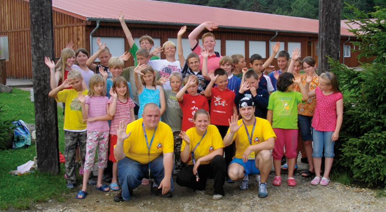 Kinder-Ferien-Camp 2015